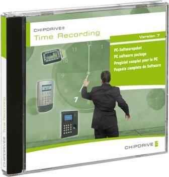 CHIPDRIVE Timerecording (Zeiterfassung) / Software V7.0
