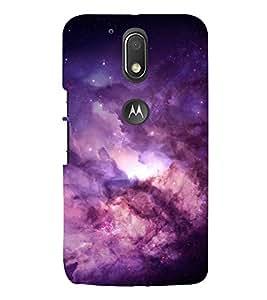 Colourful Pattern 3D Hard Polycarbonate Designer Back Case Cover for Motorola Moto G4 Plus :: Moto G4+
