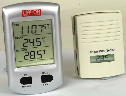w-8684-24-12-hour-clock-wireless-temperature-sensor-by-watson
