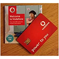 Vodafone Superfast 3G/4G 'Nano' SIM Card Pay As You Go For iPhone 5, 5C, 5S, 6, 6S, 6+, iPad 3, 4, 5, Air/Air 2 / Galaxy S3, S4, S5, S6 S6-Edge, Galaxy Tab/Notes 2, 3, 4, 5, HTC, Sony, Blackberry & All Mobile Device - UNLIMITED CALLS, TEXTS & DATA -> MOBILES DIRECTS COMMUNICATIONS LTD