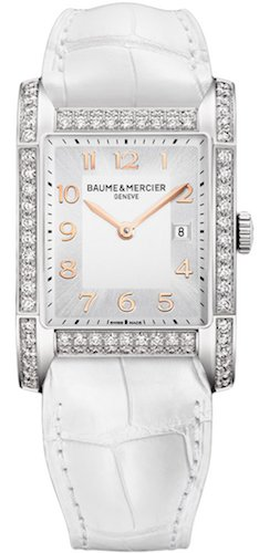 baume-et-mercier-hampton-m0a10025-ladies-diamonds-stainless-steel-case-watch