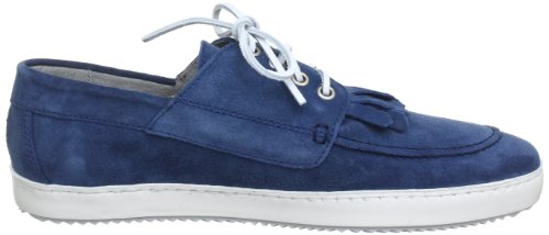 Strellson 4010001073, Baskets mode homme - Marron (Brown 700), 41 EU Bleu - Blu (Blau (blue 400))