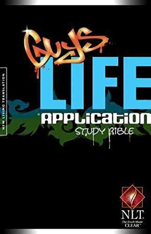 [Guys Life Application Study Bible-NLT] (By: Tyndale) [published: October,