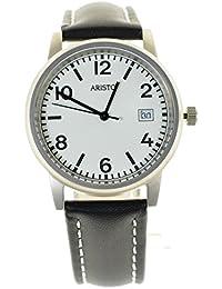 Aristo 0802ar3 - Reloj , correa de cuero
