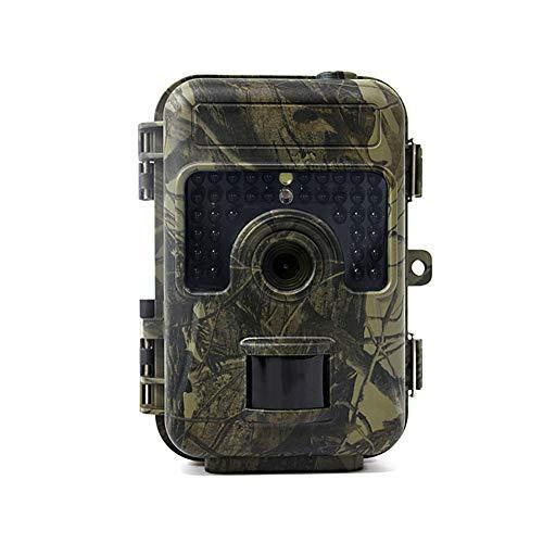 IOIOA Spielkamera, Outdoor-Überwachungskamera Diebstahlsicher IP66 Wasserdicht und staubdicht HD-Nachtsicht-Kamera zur Tierüberwachung -