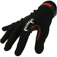 Fox Rage NTL012 - Guantes de pesca, talla L, color negro