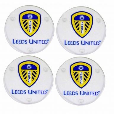 Leeds United F.C. Lot de dessous-de-verre (England Dessous)
