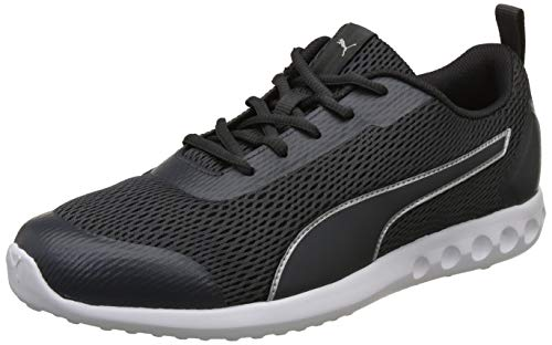 Puma Men's Dark Shadow-Silver Running Shoes-9 UK/India (43 EU) (4060978173119)