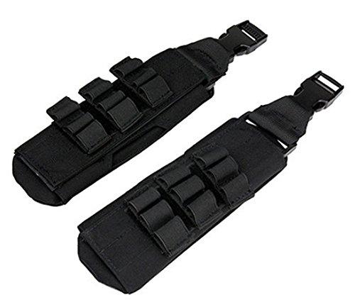 SaySure - 1000D Nylon Molle Shoulder Pad for Tactical Vest