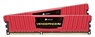 Corsair CML8GX3M2A1866C9R Vengeance Low Profile 8GB (2x4GB) DDR3 1866 Mhz CL9 XMP Performance Desktop Memory Kit Red (B006E065O0) | Amazon price tracker / tracking, Amazon price history charts, Amazon price watches, Amazon price drop alerts