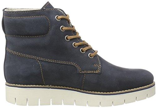 Tamaris 26274, Rangers Boots Femme Bleu (navy 805)