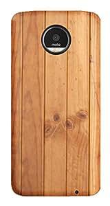 TrilMil Printed Designer Mobile Case Back Cover For Motorola Moto Z