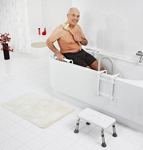 Ridder a00400101 sedile per vasca da bagno colore bianco - Sedile per vasca da bagno ...