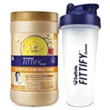 Best Meal Replacement Shakes - Saffola FITTIFY Gourmet Hi-Protein Slim Meal Shake Review