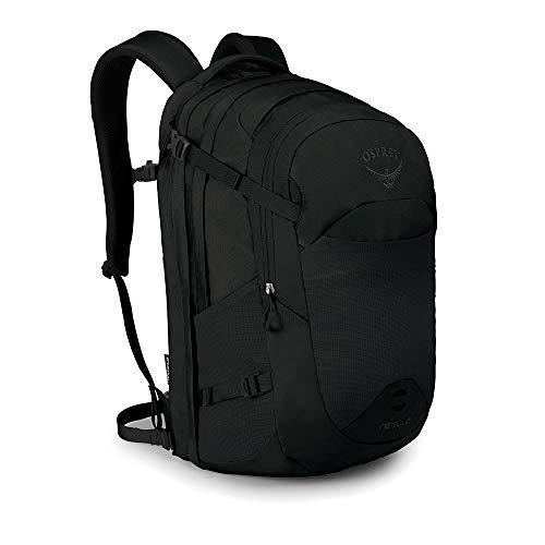 Osprey Nebula 34 Rucksack für Arbeit, Schule und Freizeit, für Männer - Black O/S -