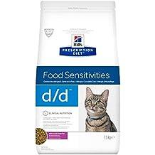 Hills Diet Feline d/d Venado 1,5 kg