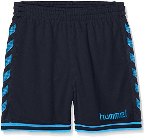 Hummel Jungen Shorts SIRIUS, Total Eclipse/Methyl Blue, Gr.10-12 (Herstellergröße:140 - 152)