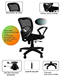 #2: MESH Back Office Chair (Black)