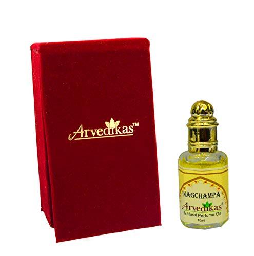 Chakra Nag Champa Natural perfume aceite 100% puro y natural-Aceit