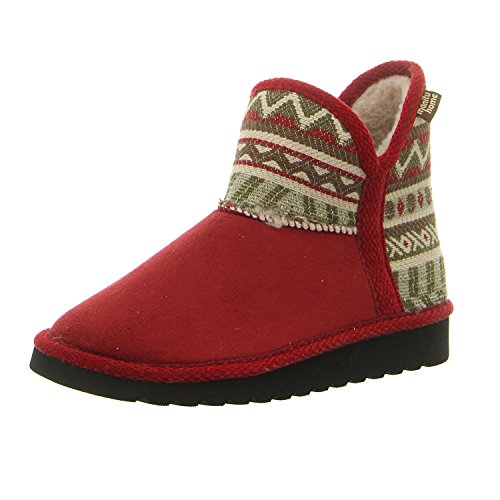 Rohde 2585/42, Pantofole donna 42 Rot