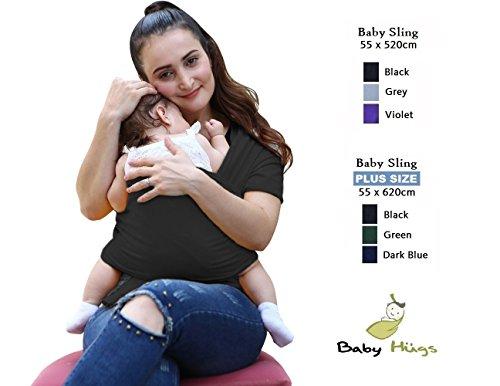 Baby Wrap Best Fit For Plus Size Parents Gentle Cotton Baby