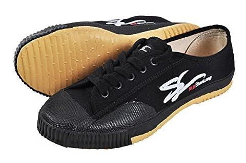 Chaussures Wushu «Shen Long» Noires - 45