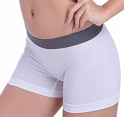 Frauen atmungsaktiv Kurz Sport Hose, ZMhuihui Dünn Trainieren Strecken Yoga Sporthose Fitnesshose-Einheitsgröße (A, Einheitsgröße) (Bein Animal Sexy Print)