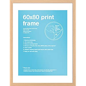 GB Eye FMSBA1BH Bilderrahmen, 60 x 80cm