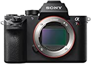 Sony Alpha 7RM2 E-Mount volledig formaat digitale camera ILCE-7RM2 (42,4 megapixel, 7,6 cm (3 inch) TFT-display, 4K video, 5