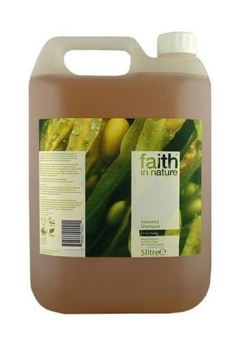 Faith In Nature - Seaweed Shampoo BULK 5l