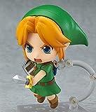 Figuren Legend of Zelda Majora's Mask Link Nendoroid Q-Version Game Figure - 10cm