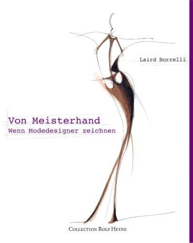 Von Meisterhand: Wenn Modedesigner zeichnen Buch-Cover