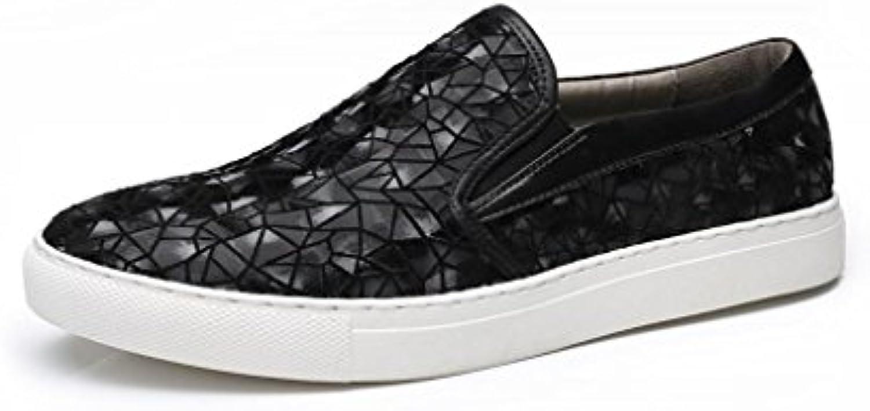 Flache Schuhe Der ZCH Männer Beschuht Beiläufige Sportschuhe  Treibende Schuhe  Breathable Beiläufige Schuhe Der