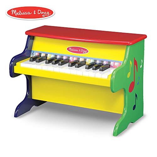 Melissa & Doug Learn-to-Play Piano (Musikinstrument-Spielzeuge) (Und Melissa Musikinstrumente Doug)