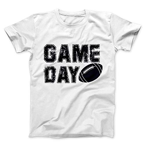 Game Day Shirt Game Shirt Shirt Unisex Weiß M