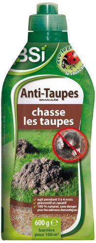 BSI Anti-Taupes Chasse Taupe Granule