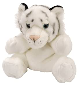 Wild Republic - Peluche Marionnette Tigre blanc 26 cm