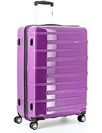 TEKMi JOKER - Grande valise - Polypropylène - 4,5Kg / 110L - Serrure TSA