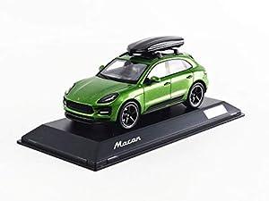 Construtor - Coche en Miniatura de colección, WAX02020096, Verde