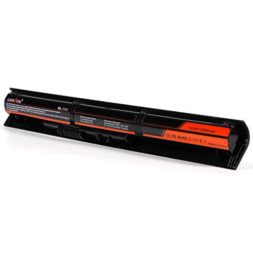 LENOGE VI04 Laptop Akku für HP ProBook 440 G2 445 G2 450 G2 455 G2 HP Envy 14 Series Envy 15 Series Envy 17 Series HP Pavilion 15 17 Series 14.8V 2600MAH -