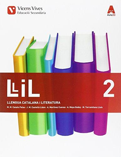 LLIL 2 (LLENGUA I LITERATURA) ESO AULA 3D: 000001