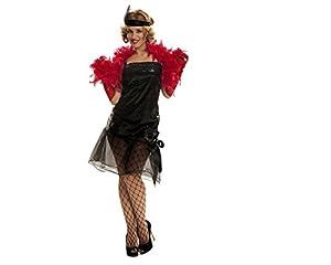 My Other Me Me - Disfraz de Cabaret para adultos, talla M-L (Viving Costumes MOM00509)