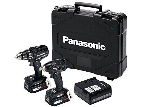 Panasonic EYC216LS2F31 - 14,4 v / 18v 4.2 ah conducente trapano e avvitatore ad impulsi kit