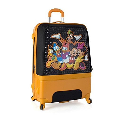 Hardside Beauty Case (PREMIUM DESIGNER Hardside Luggage - Heys Disney Clubhouse Trolley with 4 Wheels Large 470576031&Disney&240)