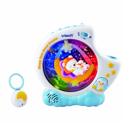 VTech Baby Sleepy Bear Sweet Dreams - White/Blue