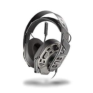 Plantronics RIG 500 PRO Esports Edition Headset Binaural Grau – Kopfhörer (PC/Spiele, Binaural, Kopfband, Grau, kabelgebunden, 1,3 m)