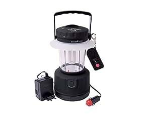 Lampe de camping Carp Spirit rechargeable + télécommande
