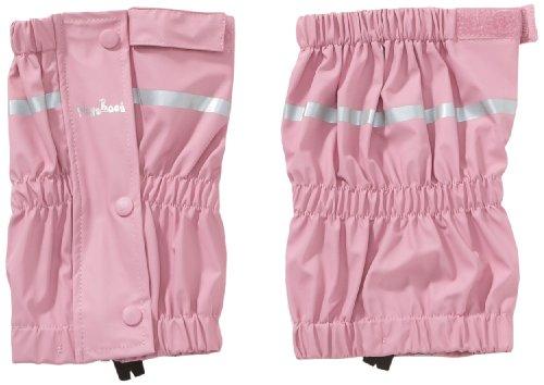 Playshoes Kinder Regen-Stulpen, wind- und wasserdichte Gamaschen für Jungen und Mädchen, mit seitlichen Druckknöpfen - Kaltem Baby Kleidung Wetter