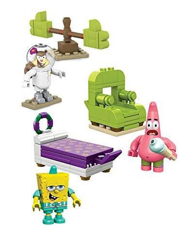 Patrick Wacky Pack Figure Set