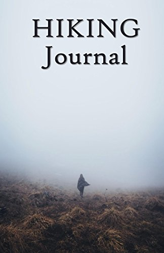 Colorado Mist (Hiking Journal: Hike Log Book - 50 Hikes - Compact Hiking Notebook (Outdoor Journal - Travelers Notebook -  for Boy Scouts or Girl Scouts and Hikers - Hike In The Mist)